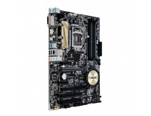 ASUS Z170-P, Z170, QuadDDR4-2133, SATA3, M.2, HDMI, DVI, ATX