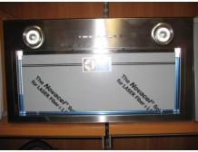 Gartraukis Electrolux EFG60563OX (Atnaujintas)