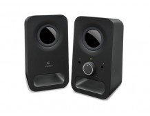LOGI Z150 Speaker 2.0 Midnight Black