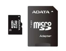 ADATA 8GB MicroSDHC Karte Class 4