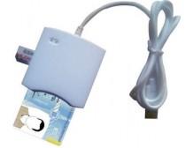 USB PC SC SMART CARD READER N68 WHITE