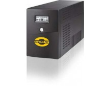 ORVALDI SINUS 600VA 360W LCD (4 OUTLETS)