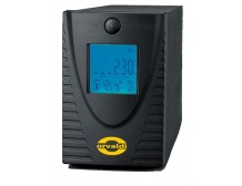 ORVALDI 700LCD USB 4 outlets IEC320 USB