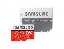 SAMSUNG microSD EVO Plus 32GB Class10