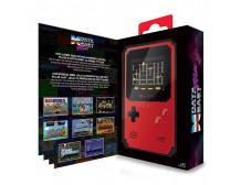 """DGNUL-3201 """"Arcade Pixel Classic"""" žaidimų sistema"""