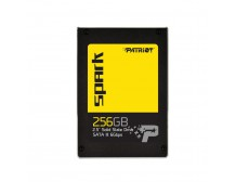 Patriot SSD Spark 256GB SATAIII Read:Write 555/500MB/s